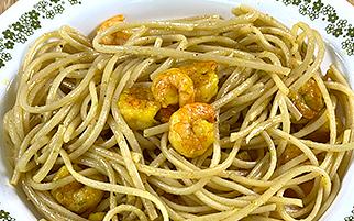 Pastacon Camarones